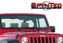 Jeep Wrangler JK Spyntec Overview